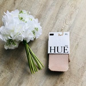 New HUE Tights M/L Size Brown Color